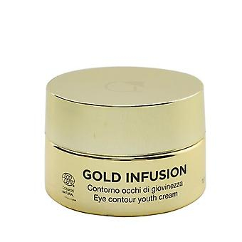 Diego Dalla Palma Milano Gold Infusion Eye Contour Youth Cream 15ml/0.5oz