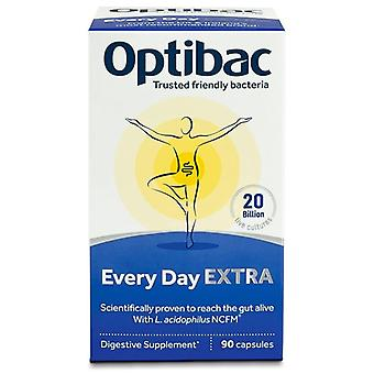 Optibac For Everyday Extra Strength Capsules 90