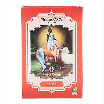 Halvpermanent Färgant Henna Radhe Shyam Mahogny (100 g)