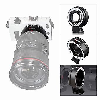Viltrox Auto Focus Ef-eos M Mount Lens Mount Ring Adapter For Canon Ef Ef-s Lens To Canon Eos Mirrorless Camera