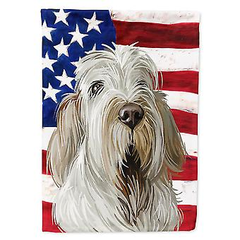 Flags windsocks spinone italiano dog american flag flag canvas house size