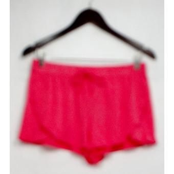BCA af Rebecca Virtue Shorts Stretch Knit m / Side Slidser Pink