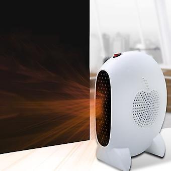 Koolmei Student Desk Heater Mini Heater Petit chauffage solaire-blanc