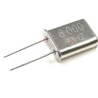 Quartz Resonator49u Hc-49u 8mhz 20ppm