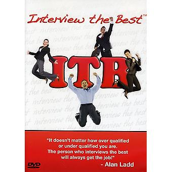Interview the Best [DVD] USA import
