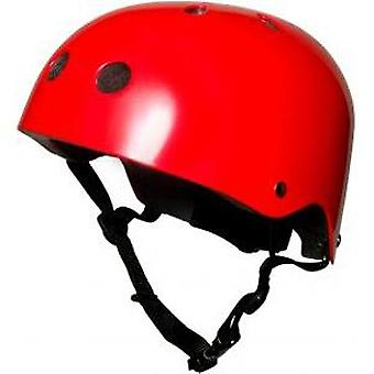 Kiddimoto Helmet - Metalic Red