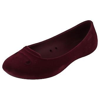 Damen Crocs Mccall Winter Slip On Schuhe