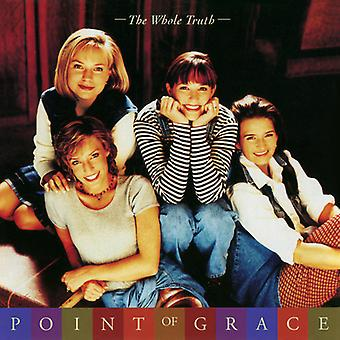 Point of Grace - Whole Truth [CD] USA import