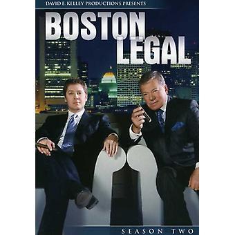 Boston Legal: Season 2 [DVD] USA import