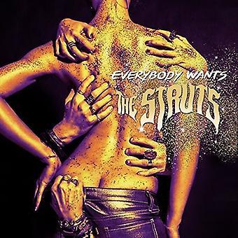 Struts - alla vill ha [Vinyl] USA import