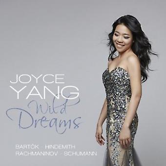 Rachmaninov/Yang, Joyce - Wild Dreams [CD] USA import