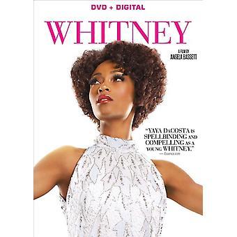 Whitney (Lebensdauer) [DVD] USA importieren
