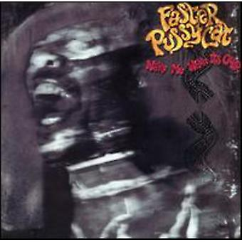 Faster Pussycat - Wake Me when It's Over [CD] USA import