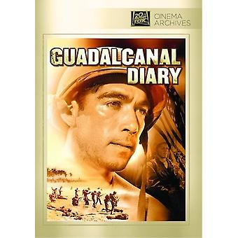 Guadalcanal Diary [DVD] USA import