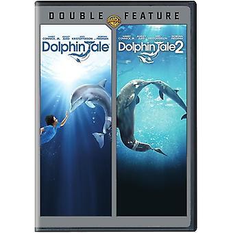 Mein Freund der Delfin / Dolphin Tale 2 [DVD] USA import