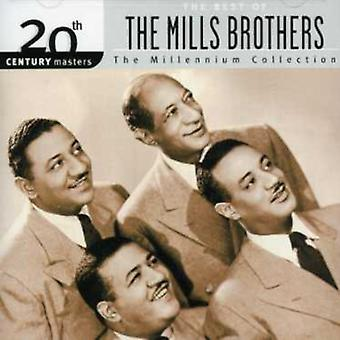 Mills Brothers - Millennium Collection-20th Century Masters [CD] USA import