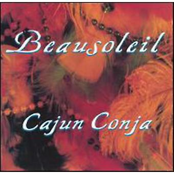 Beausoleil - Cajun Conja [CD] USA import