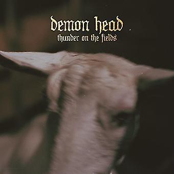 Demon Head - Thunder on the Fields [Vinyl] USA import