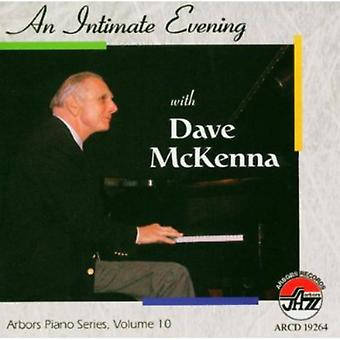 Dave McKenna - Intimate Evening with Dave McKenna [CD] USA import