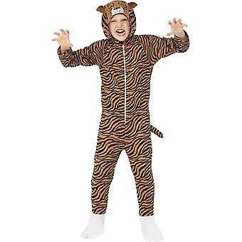 Tigru copii costum