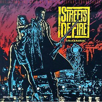 Various Artists - Streets of Fire [CD] USA import