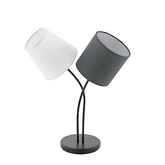 Eglo Lampa stołowa 2 cień na ALMEIDA