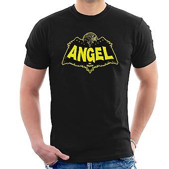 Angel Of Death Hellboy Men's T-Shirt