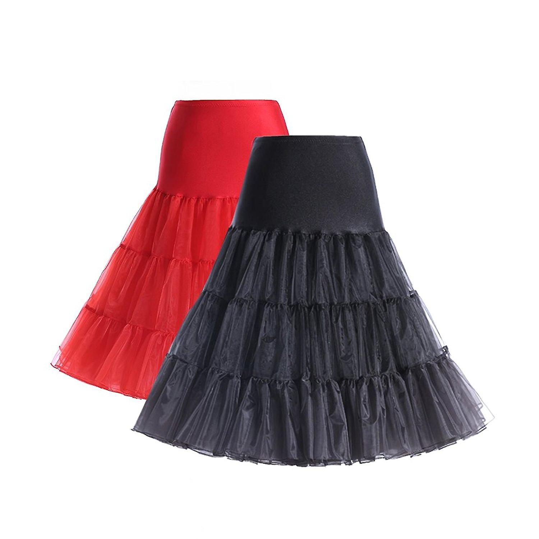 underkjol till rockabilly klänning