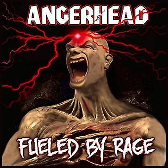 Angerhead - Fuelled by Rage [CD] USA import