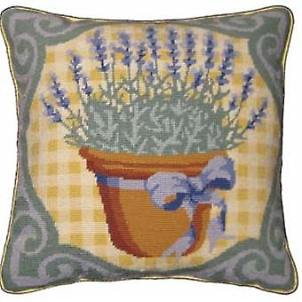 Lavendel Needlepoint Kit