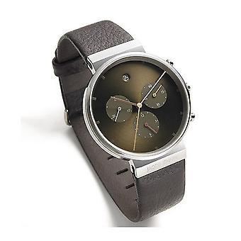 """Jacob Jensen watch """"Chronograph"""" men's watch 604"""