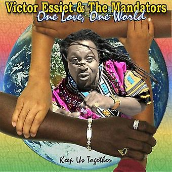 Victor Essiet & Matadors - One Love One World [CD] USA import