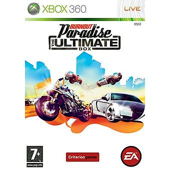 Burnout Paradise - The Ultimate Box (Xbox 360) - As New