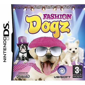 Fashion Dogz (Nintendo DS)-fabriks forseglet