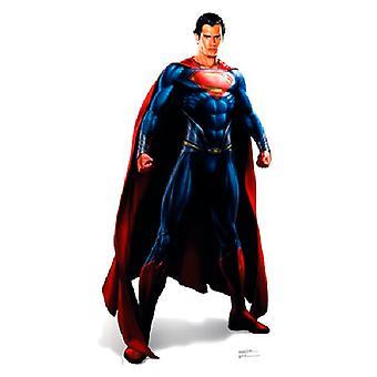 Superman pap påklædningsdukke