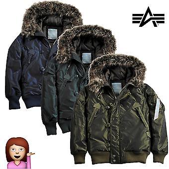 Alpha bransjer damer jakke arktisk Wmn