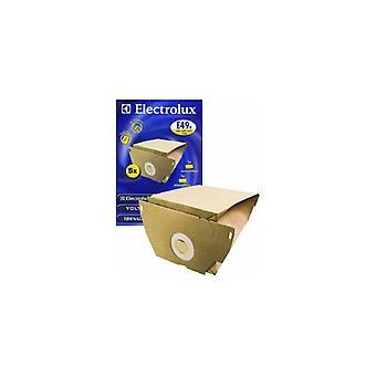 Bolsa papel Electrolux y paquete de filtro de vacío (E49N)