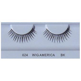 Perruque Amérique Premium faux cils wig529, 5 paires