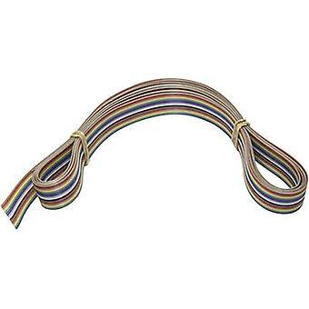 Flachbandkabel FC16 C-3/SP 3 m geeignet für (3D-Drucker): Velleman K8200