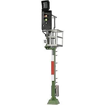 Viessmann 4043 H0 Multi-aspect colour light signal Asig light signal Main signal Assembled DB