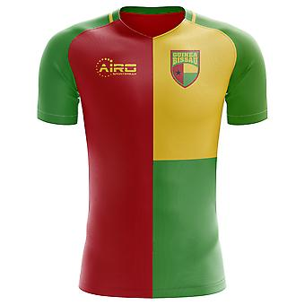 2020-2021 Guinea Bissau Home Concept Football Shirt