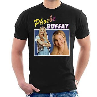 Phoebe Buffay Tribute Montage Men's T-Shirt