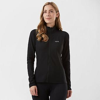 New GORE Women's C3 Thermo Jersey Black