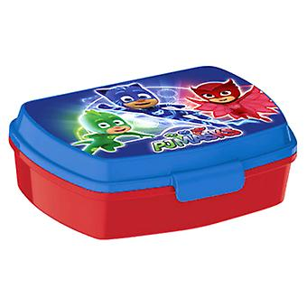 The pyjama heroes PJ Masks Lunchbox Blue/Red