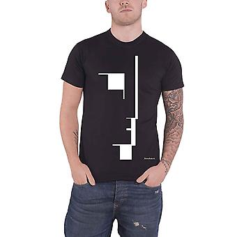 Bauhaus T Shirt Band Logo Jumbo face new Official Mens Black