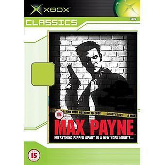 Max Payne (Xbox Classics) - New