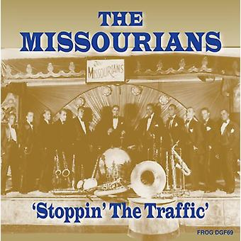 Missourians - Stoppin the Traffic [CD] USA import