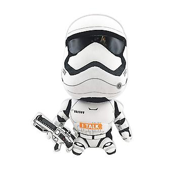 Funko Plush Star Wars Stormtrooper Soft Toy with Sound