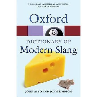 現代のオックスフォード辞書ジョン ペーパーで (第 2 改訂版) をスラング