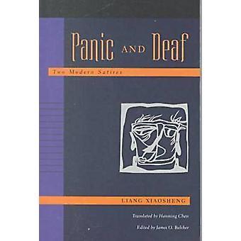 Panik und Gehörlosen - zwei moderne Satiren von Liang Xiaosheng - Chen H. - J.
